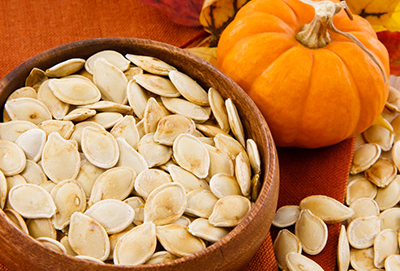 Tis the Season: Gina's favorite Pumpkin Seed Recipes