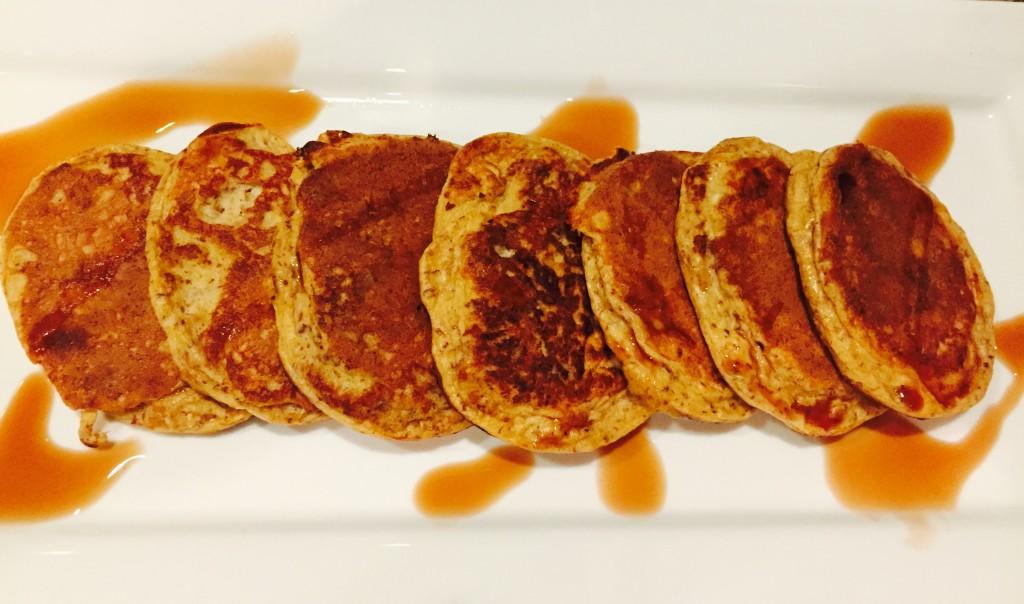 almond pancakes 2