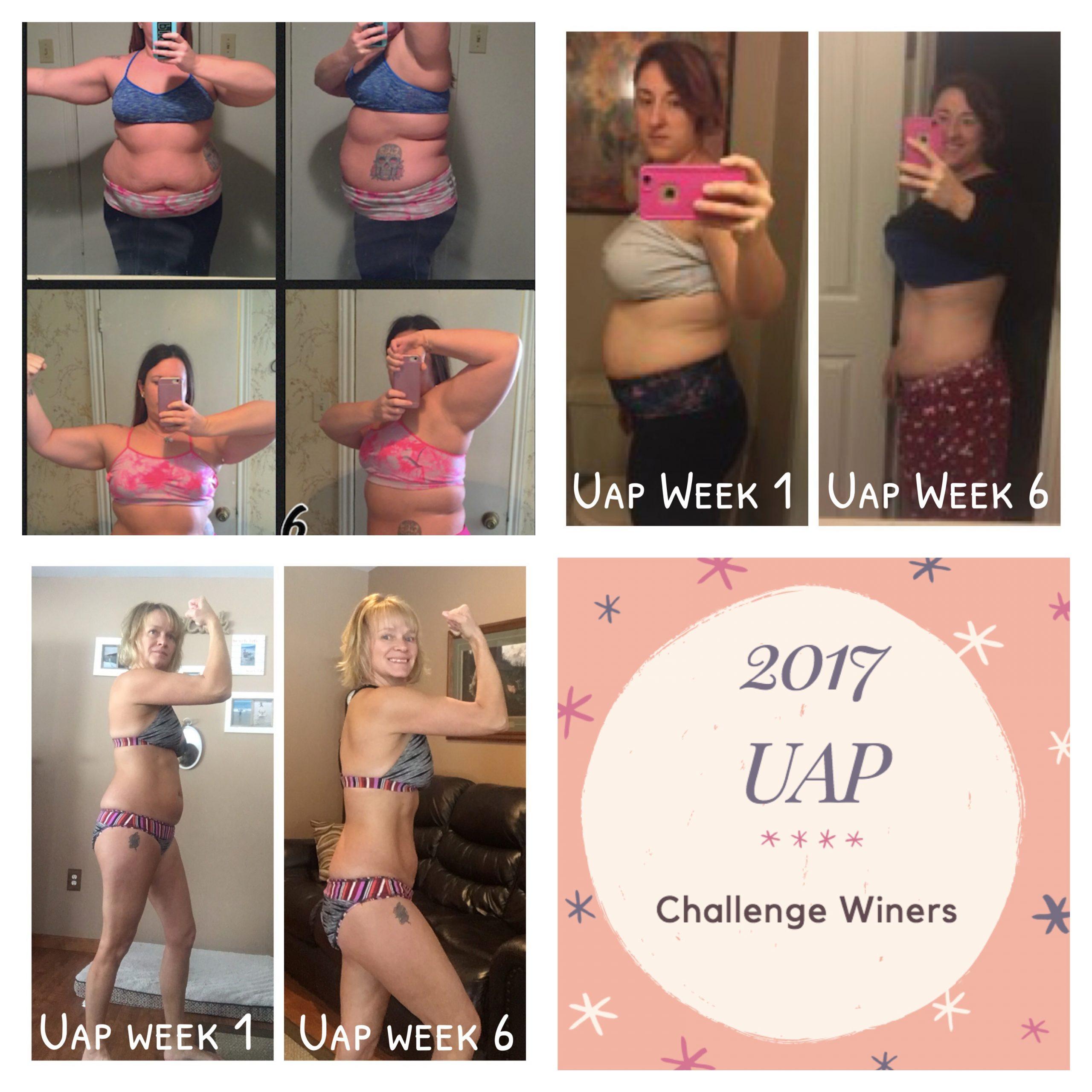 2017 UAP Challenge Winners