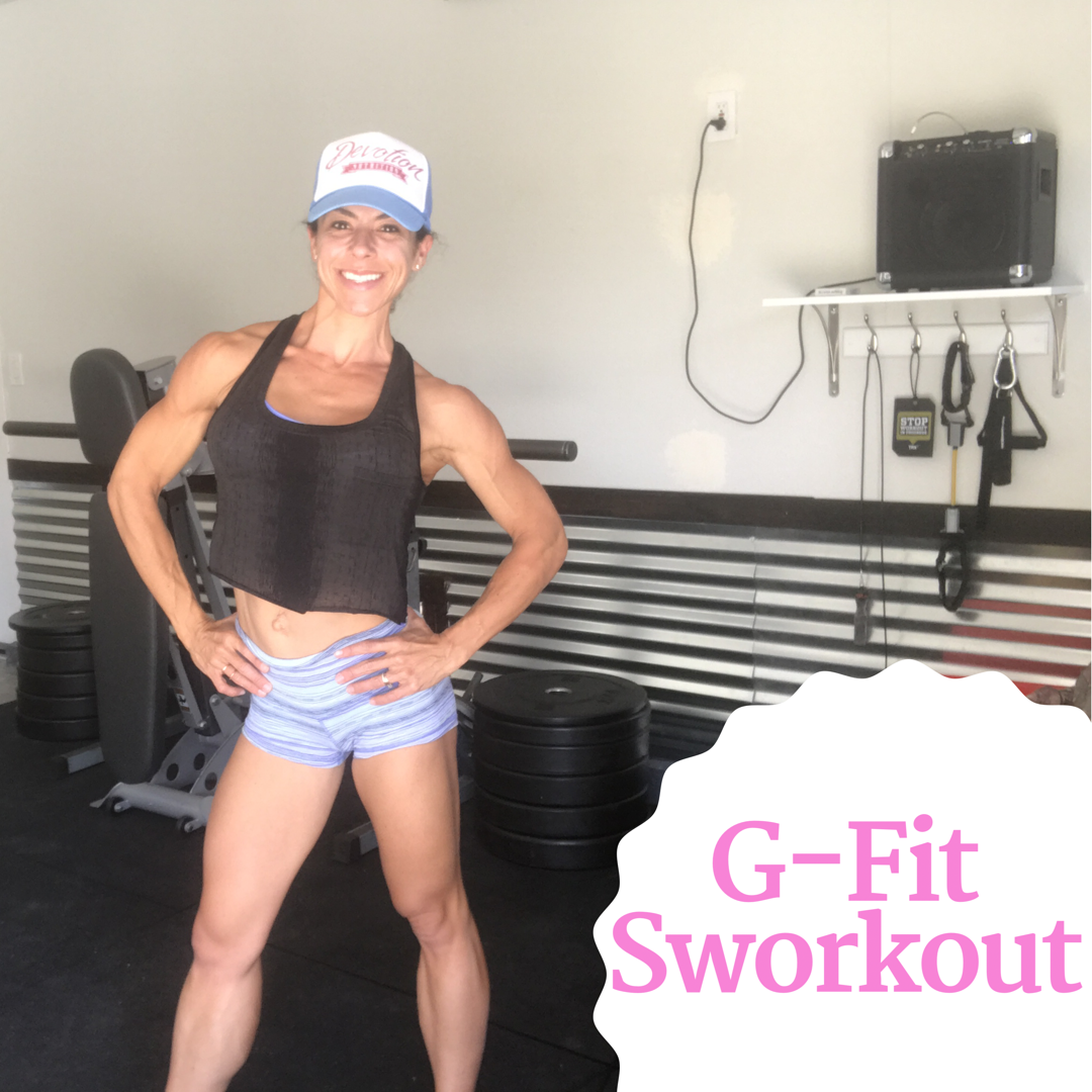 Sweat your Little Heart Out with this SWORKOUT!