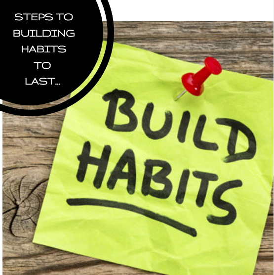 Creating Habits to LAST