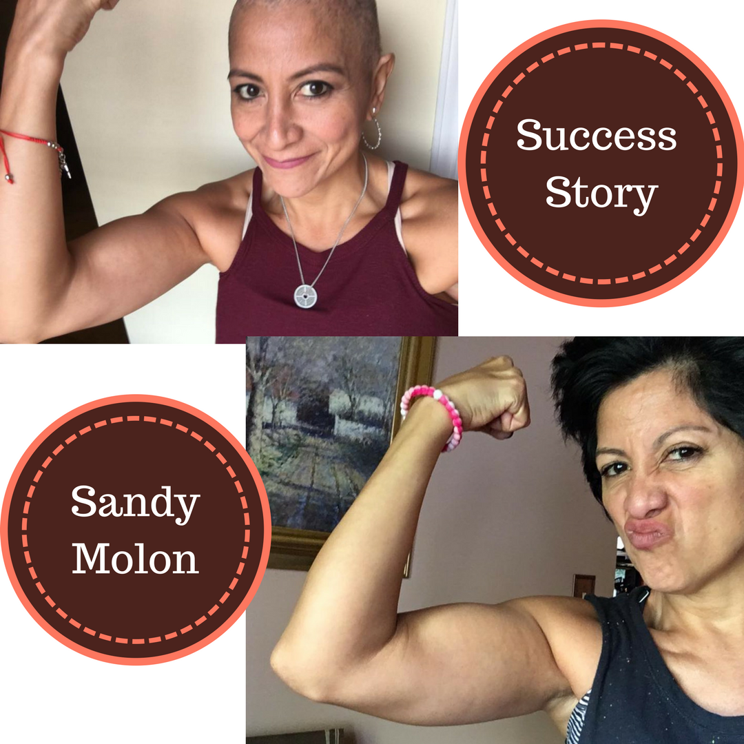 Success Story of the Day: Sandy Molon