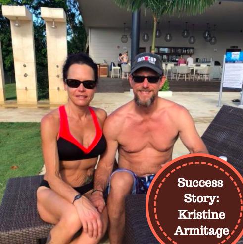 Success Story of the week: Kristine Armitage