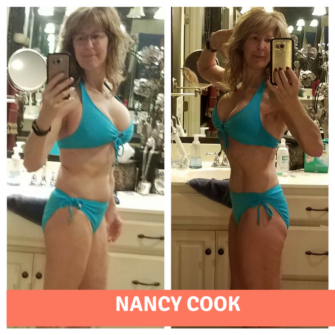 Success Story: Nancy Cook