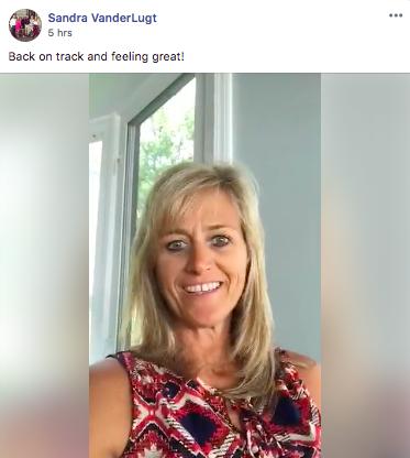 Success Story of the Day: Sandra Vanderlugt