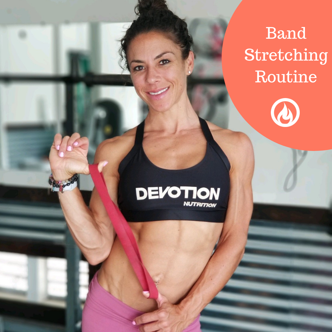 Band Stretching Routine