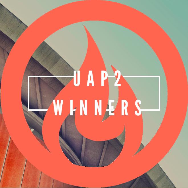New Year's Challenge UAP(2) Winners