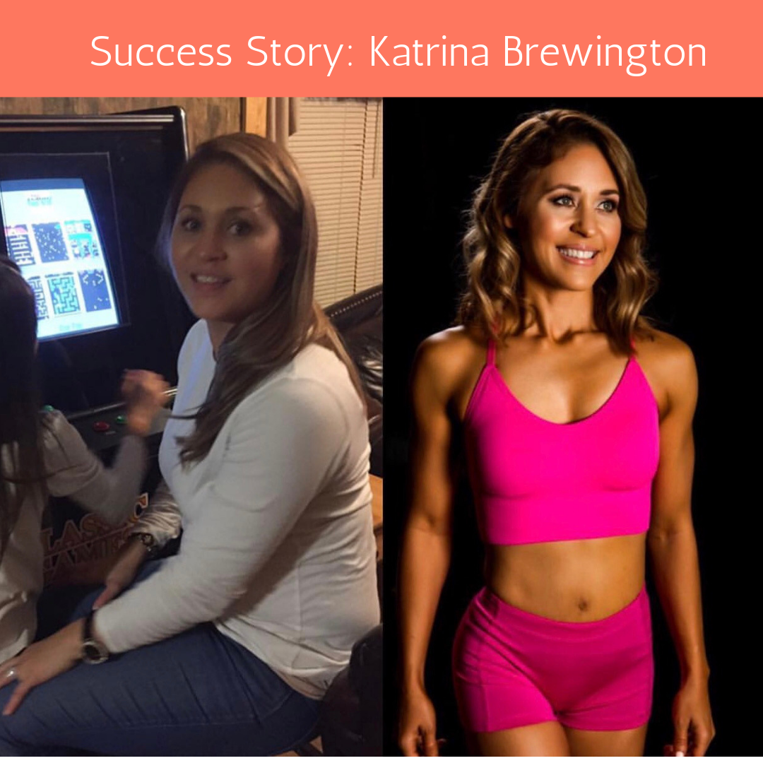 Success Story: Katrina Brewington