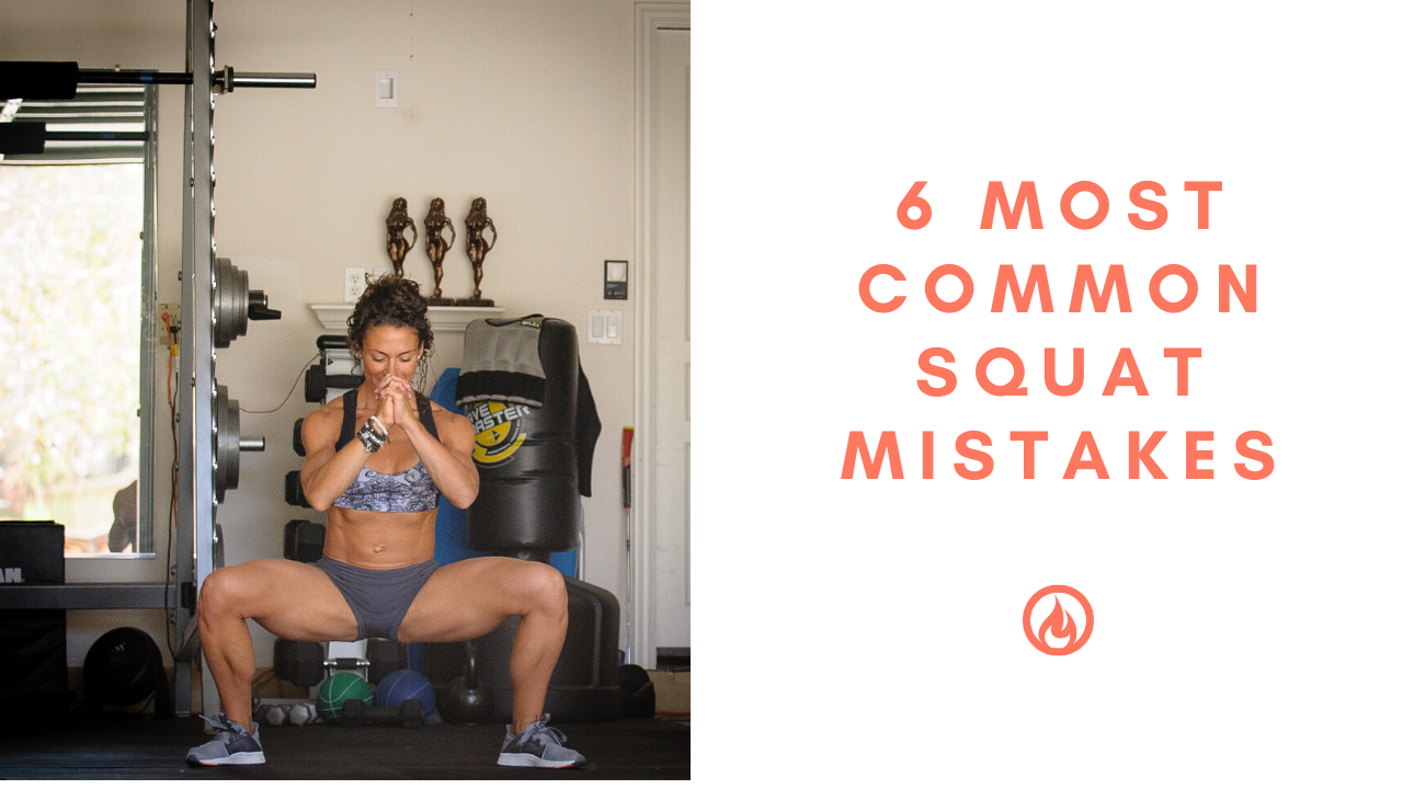 6 Ways you are Squatting Wrong