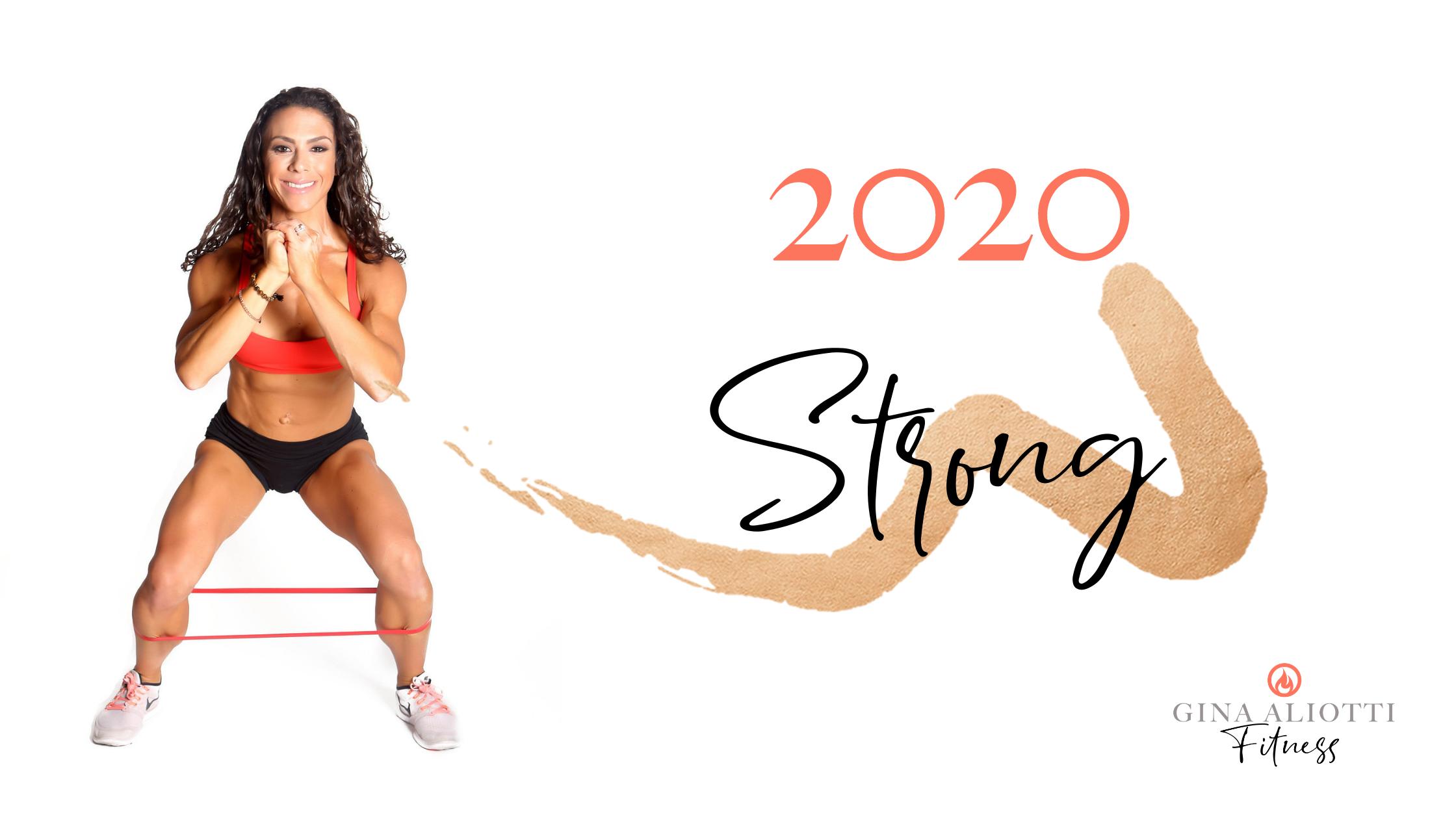 2020 STRONG- Tabata Circuit