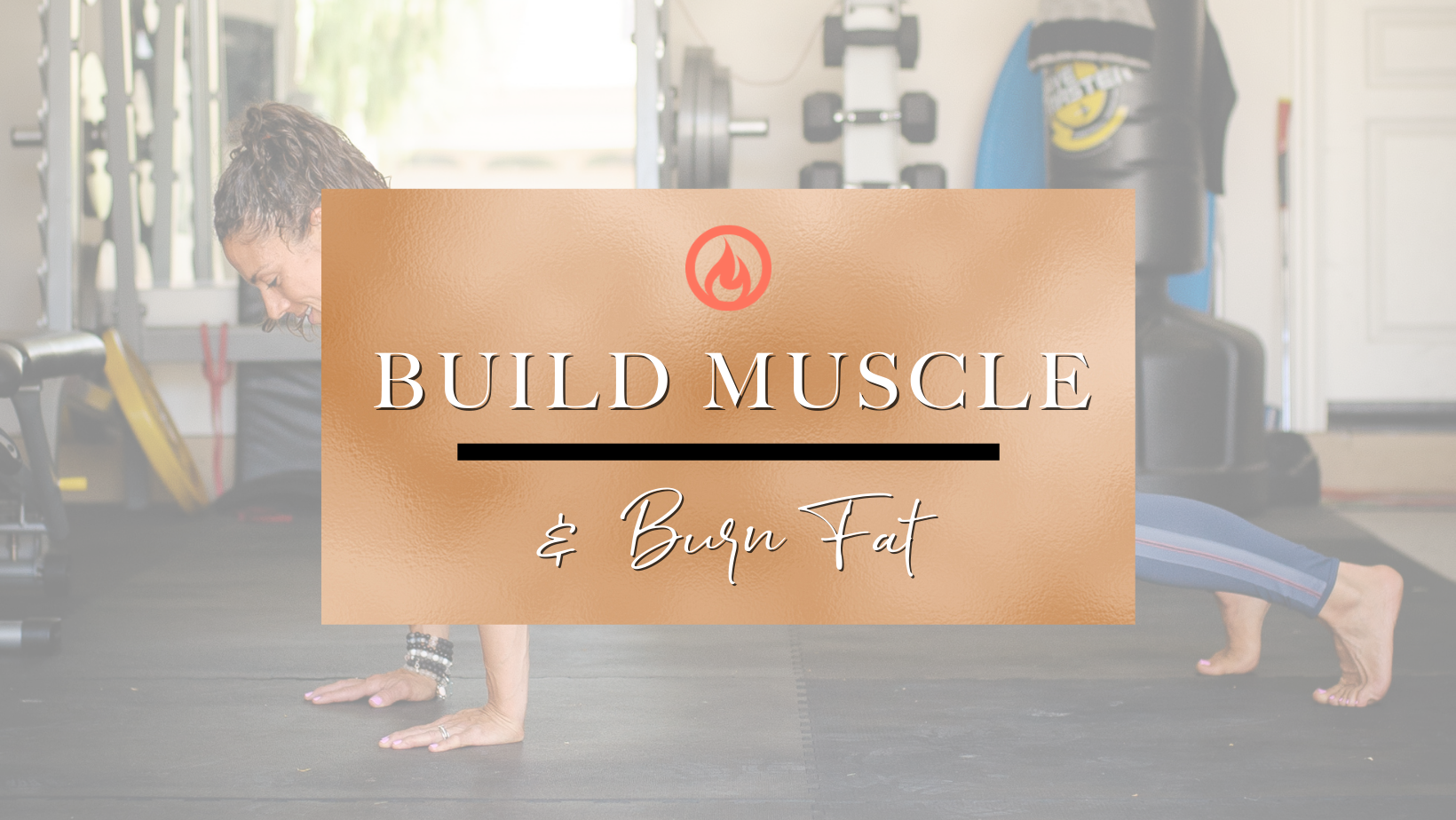 Build Muscle & Burn Fat with these Combination Moves