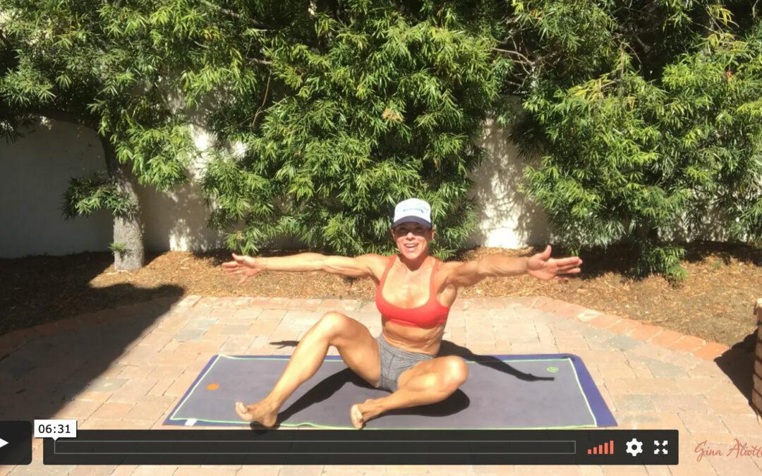 Hip Flexor Muscle Workout