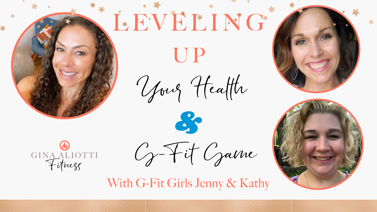 Leveling up your Fitness Game